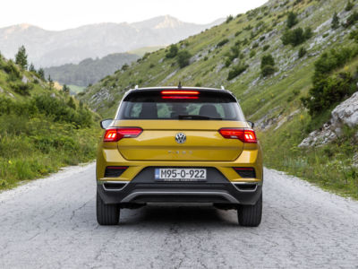 Test Volkswagen T-Roc 1.5 TSI ACT BlueMotion Style 09