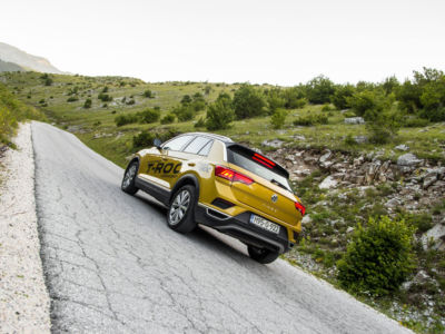 Test Volkswagen T-Roc 1.5 TSI ACT BlueMotion Style 10