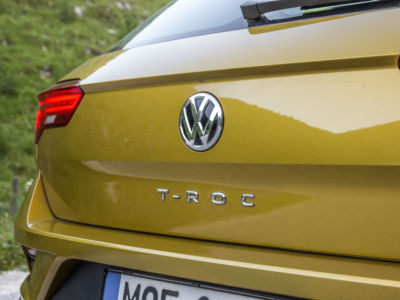 Test Volkswagen T-Roc 1.5 TSI ACT BlueMotion Style 11