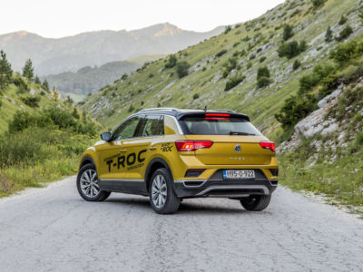 Test Volkswagen T-Roc 1.5 TSI ACT BlueMotion Style 13