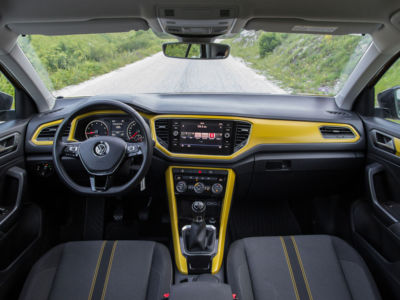 Test Volkswagen T-Roc 1.5 TSI ACT BlueMotion Style 14