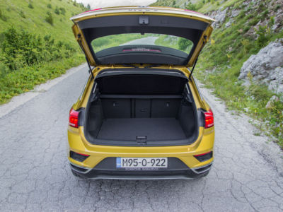 Test Volkswagen T-Roc 1.5 TSI ACT BlueMotion Style 25