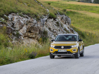 Test Volkswagen T-Roc 1.5 TSI ACT BlueMotion Style 28