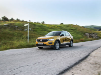 Test Volkswagen T-Roc 1.5 TSI ACT BlueMotion Style 30