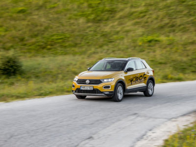 Test Volkswagen T-Roc 1.5 TSI ACT BlueMotion Style 32