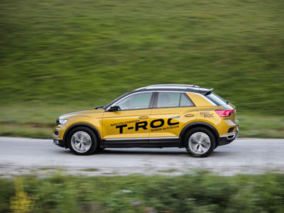 Test Volkswagen T-Roc 1.5 TSI ACT BlueMotion Style 35