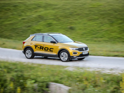 Test Volkswagen T-Roc 1.5 TSI ACT BlueMotion Style 38