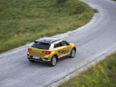 Test Volkswagen T-Roc 1.5 TSI ACT BlueMotion Style 39
