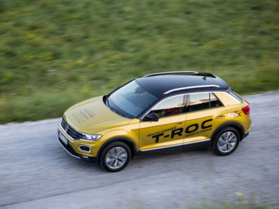 Test Volkswagen T-Roc 1.5 TSI ACT BlueMotion Style 40