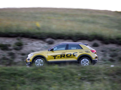 Test Volkswagen T-Roc 1.5 TSI ACT BlueMotion Style 41