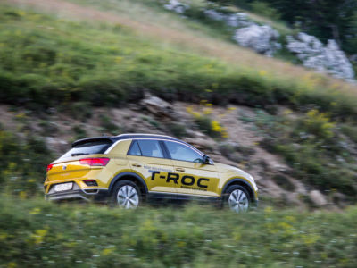 Test Volkswagen T-Roc 1.5 TSI ACT BlueMotion Style 42