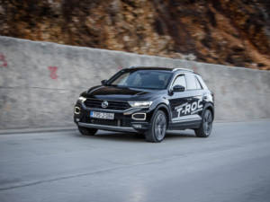 Test Volkswagen T-Roc Sport 2.0 TDI DSG 4Motion 42