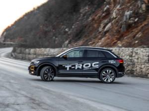 Test Volkswagen T-Roc Sport 2.0 TDI DSG 4Motion 50