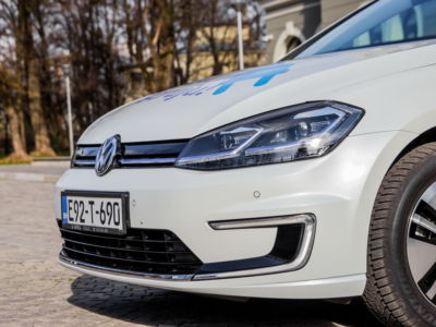 Test Volkswagen E-Golf 2 - 09