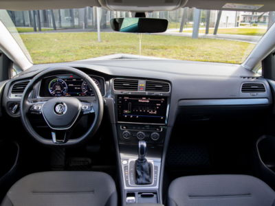 Test Volkswagen E-Golf 2 - 13