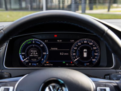 Test Volkswagen E-Golf 2 - 14