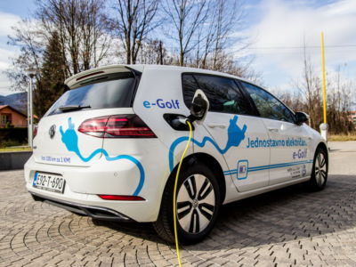 Test Volkswagen E-Golf 2 - 26