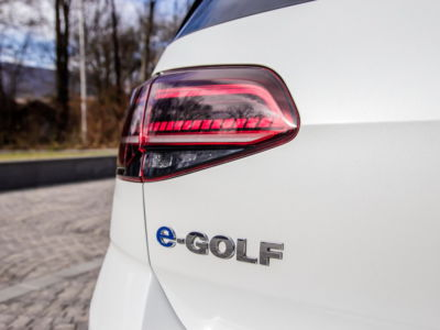 Test Volkswagen E-Golf 2 - 27