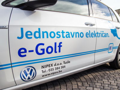 Test Volkswagen E-Golf 2 - 28