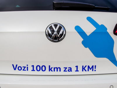 Test Volkswagen E-Golf 2 - 29
