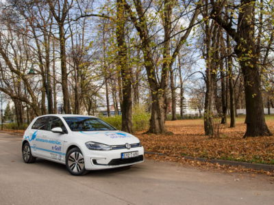 Test Volkswagen E-Golf 2 - 30