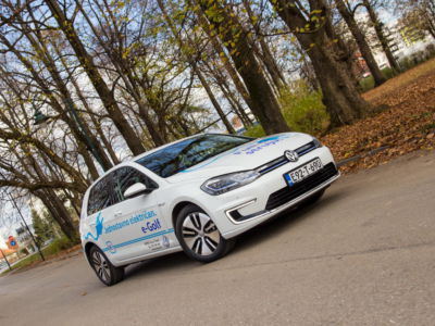 Test Volkswagen E-Golf 2 - 31