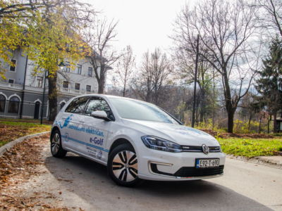 Test Volkswagen E-Golf 2 - 33