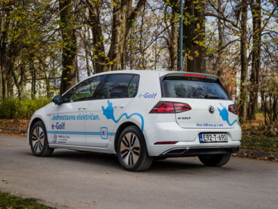 Test Volkswagen E-Golf 2 - 35