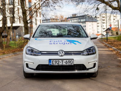 Test Volkswagen E-Golf 2 - 37