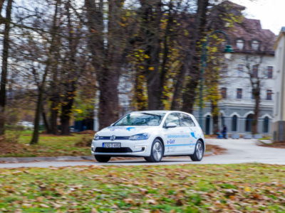 Test Volkswagen E-Golf 2 - 38