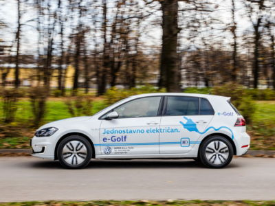 Test Volkswagen E-Golf 2 - 39