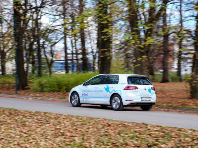 Test Volkswagen E-Golf 2 - 40