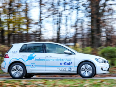 Test Volkswagen E-Golf 2 - 41