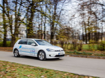 Test Volkswagen E-Golf 2 - 42