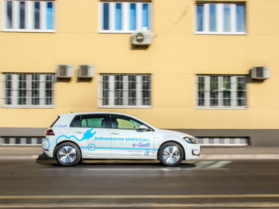 Test Volkswagen E-Golf 2 - 43