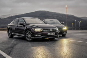 Uporedni Test Skoda Superb Vs Volkswagen Passat (2016) 05