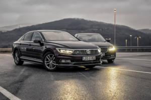 Uporedni Test Skoda Superb Vs Volkswagen Passat (2016) 05