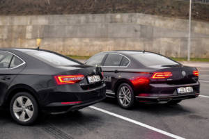 Uporedni Test Skoda Superb Vs Volkswagen Passat (2016) 07