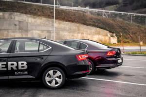 Uporedni Test Skoda Superb Vs Volkswagen Passat (2016) 08
