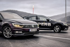 Uporedni Test Skoda Superb Vs Volkswagen Passat (2016) 10