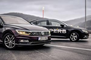 Uporedni Test Skoda Superb Vs Volkswagen Passat (2016) 10