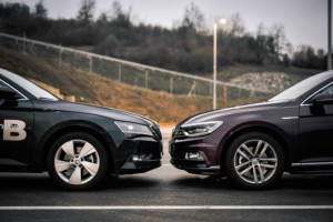Uporedni Test Skoda Superb Vs Volkswagen Passat (2016) 11