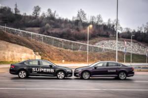 Uporedni Test Skoda Superb Vs Volkswagen Passat (2016) 12