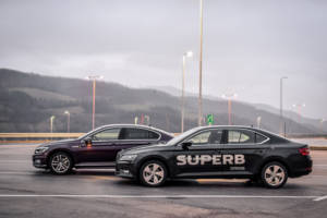Uporedni Test Skoda Superb Vs Volkswagen Passat (2016) 13