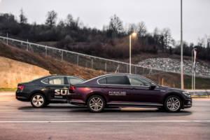 Uporedni Test Skoda Superb Vs Volkswagen Passat (2016) 16