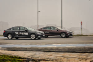 Uporedni Test Skoda Superb Vs Volkswagen Passat (2016) 20