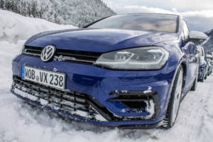 Volkswagen Winter Driving Experience 2018. 11