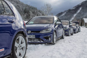 Volkswagen Winter Driving Experience 2018. 12