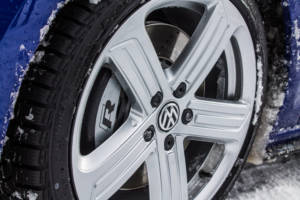 Volkswagen Winter Driving Experience 2018. 17