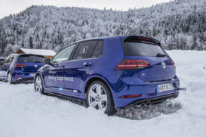 Volkswagen Winter Driving Experience 2018. 19